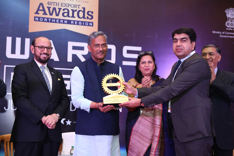 JLC Nickel Alloys recieves Star Performer Award for 2015-16. Non-Ferrous Metals. From Engineering Export Promotion Council (EEPC) From Engineering Export Promotion Council