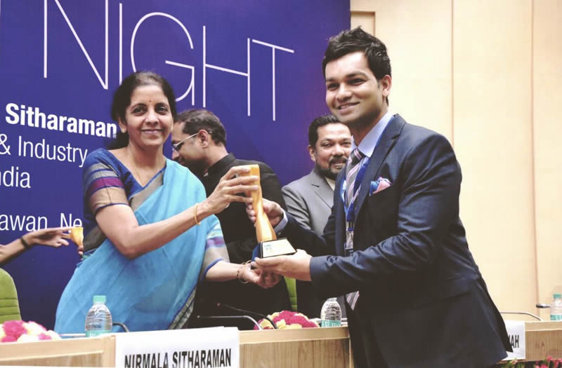 JLC Nickel Alloys recieves EEPC India National Award for 2013-14 – Star Performer Northern Region - Non Ferrous Metals From Engineering Export Promotion Council