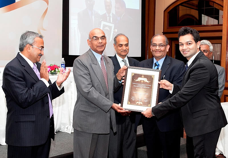 JLC Nicekl Alloys awarded the IEEMA SME Quality Certificate ISQA 2010 given By Indian Electrical and Electronics Manufacturers Association (IEEMA), India
