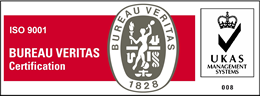 ISO 9001:2000 Quality Certification by Bureau Veritas