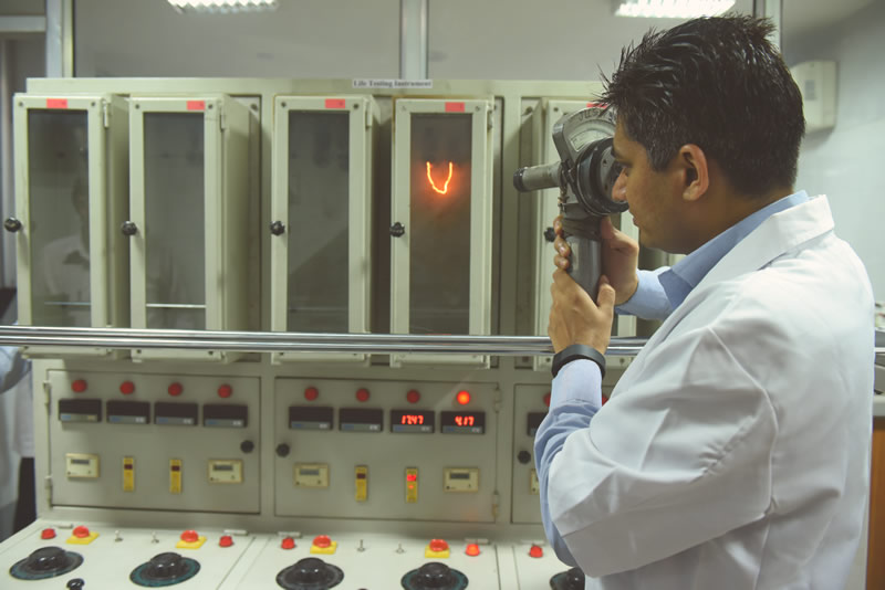 Nickel based alloy Testing Management Systems at JLC