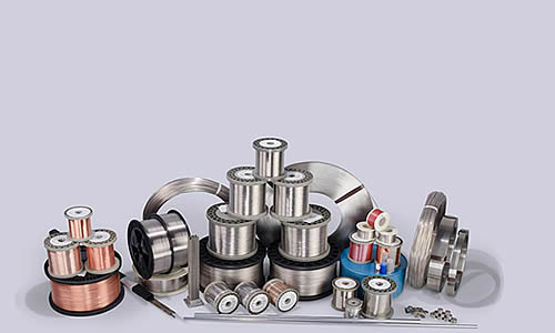 Complete Range of Speciality Nickel Alloys